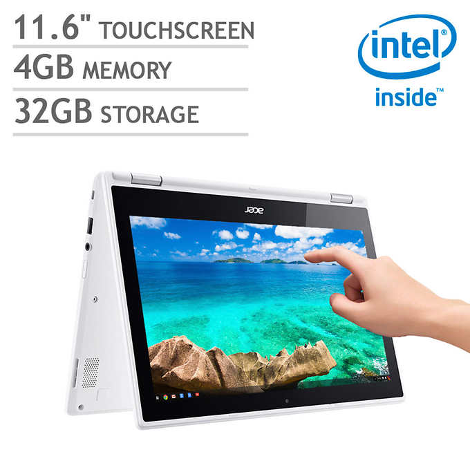Acer R11 2-in-1 Chromebook | Intel Celeron
