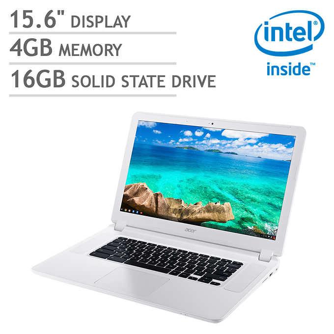 Acer 15.6%22 Chromebook