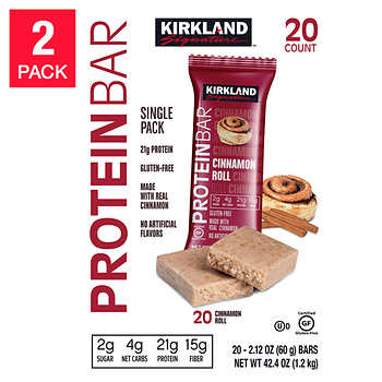 Kirkland Signature Protein Bars