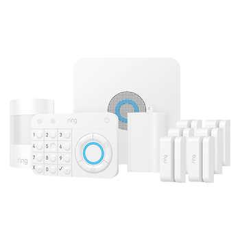 Ring Alarm Wireless 10-piece Security Kit