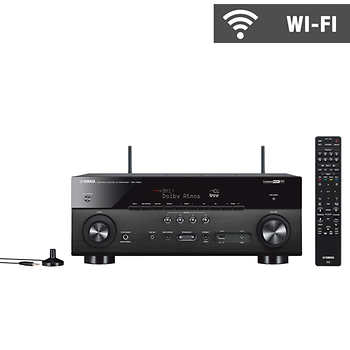 Yamaha TSR-7850 7.2-Channel Network AV Receiver